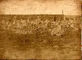British graves at Cathcart's Hill, Autumn 1855 Автор:James Robertson