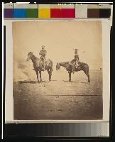 Lieutenant General Pennefather & orderly Автор:Roger Fenton